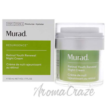Picture of Retinol Youth Renewal Night Cream by Murad for Unisex - 1.7 oz