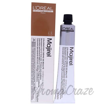 Picture of Majirel - 6.8-6M by LOreal Professional for Unisex - 1.7 oz
