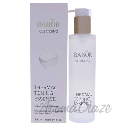 Picture of Cleansing Thermal Toning Essence by Babor by Babor for Women - 6.76 oz