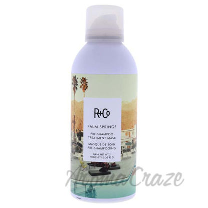 Picture of Palm Springs Pre-Shampoo Treatment Mask by R+Co for Unisex - 5 oz