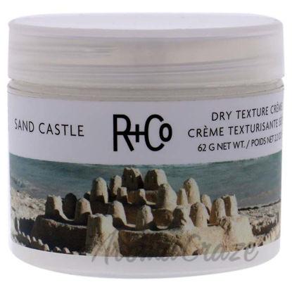 Picture of Sand Castle Dry Texture Crème by R+Co for Unisex - 2.2 oz