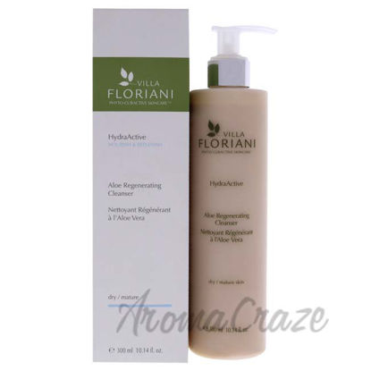 Picture of Regenerating Cleanser - Aloe by Villa Floriani for Women - 10.14 oz