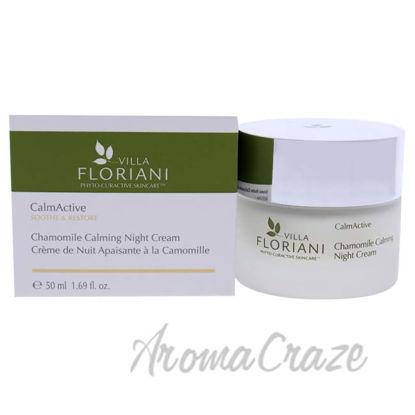 Picture of Calming Night Cream - Chamomile by Villa Floriani for Women - 1.69 oz