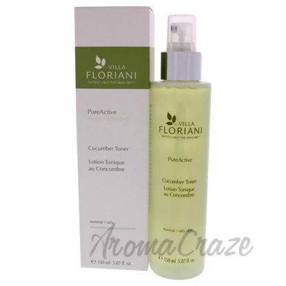 Picture of Toner - Cucumber by Villa Floriani for Women - 5 oz