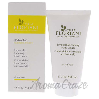Picture of Enriching Hand Cream - Limoncello by Villa Floriani for Women - 2.53 oz
