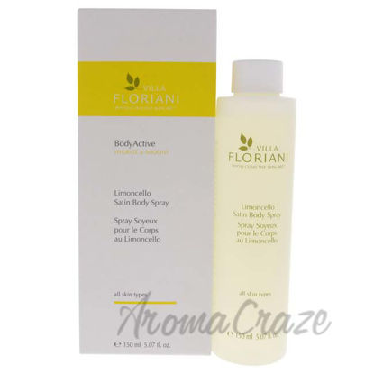 Picture of Satin Body Spray - Limoncello by Villa Floriani for Women - 5.07 oz