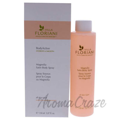 Picture of Magnolia Satin Body Spray by Villa Floriani for Women - 5.07 oz