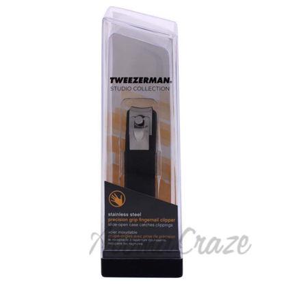 Picture of Precision Grip Fingernail Clipper by Tweezerman for Unisex - 1 oz