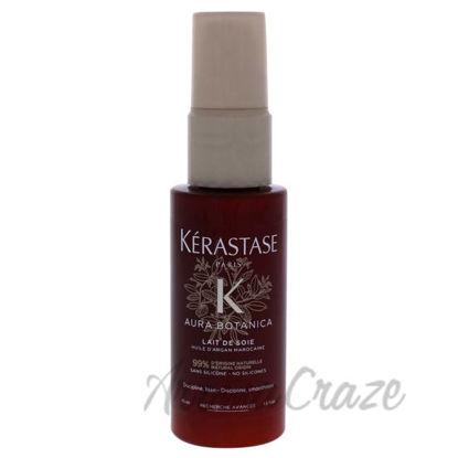 Picture of Aura Botanica Lait de Soie Blow Dry Hair Milk by Kerastase for Unisex - 45 ml Treatment