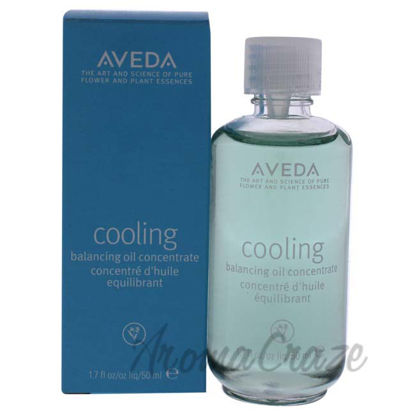 Picture of Cooling Balancing Oil Concentrate by Aveda for Unisex - 1.7 oz Body Oil