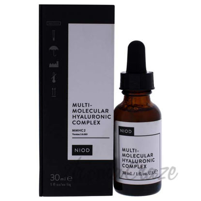 Picture of Multi Molecular Hyaluronic Complex by Niod for Unisex - 1 oz