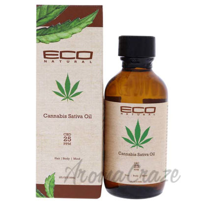 Picture of Eco Styler Cannabis Sativa Oil by Ecoco for Unisex - 2 oz
