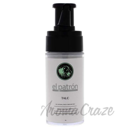 Picture of Talc After Shave by El Patron for Men - 1.7 oz Talc