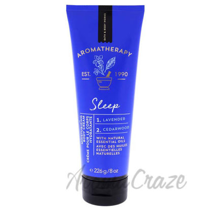 Picture of Aromatherapy Sleep - Lavender Cedarwood by Bath and Body Works for Unisex - 8 oz