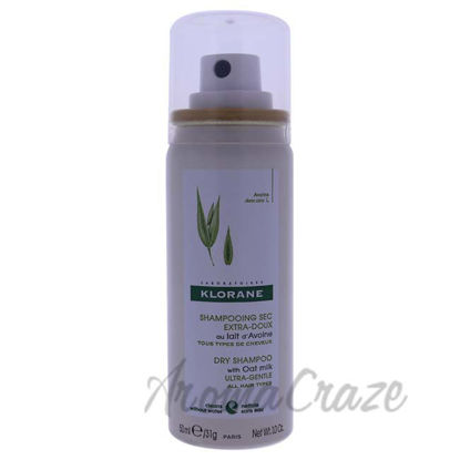 Picture of Dry Shampoo with Oat Milk by Klorane for Unisex - 1 oz