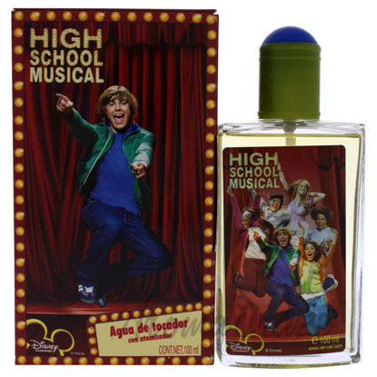 Picture of High School Musical by Disney for Kids - 3.4 oz - Boy