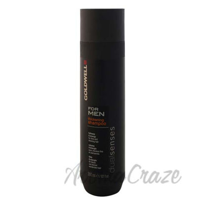 Picture of Dualsenses For Men Thickening Shampoo by Goldwell for Men - 10.1 oz