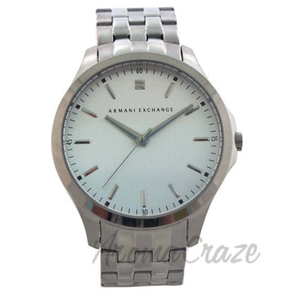 Picture of AX2505 Stainless Steel Bracelet Watch by Armani Exchange for Men - 1 Pc Watch