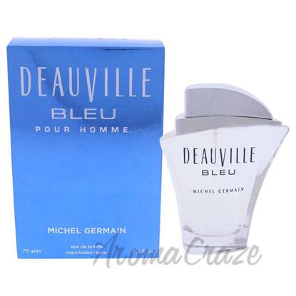 Picture of Deauville Bleu Pour Homme by Michel Germain for Men - 2.5 oz