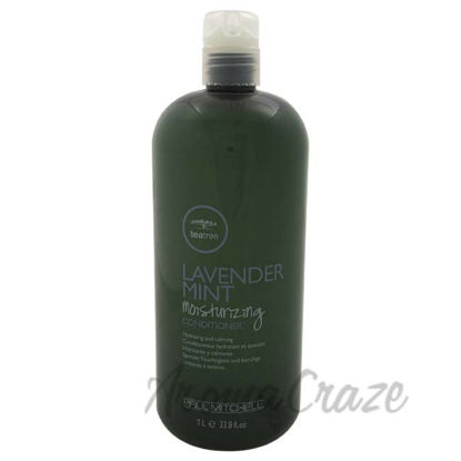 Picture of Tea Tree Lavender Mint Moisturizing Conditioner by Paul Mitchell for Unisex - 33.8 oz