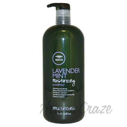 Picture of Tea Tree Lavender Mint Moisturizing Shampoo by Paul Mitchell for Unisex - 33.8 oz