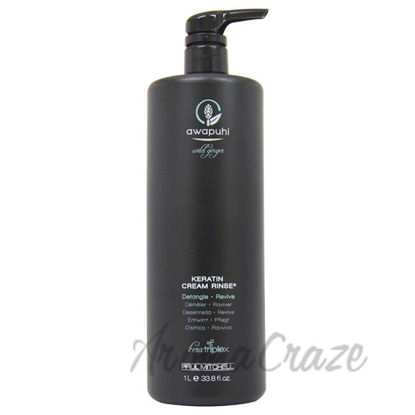 Picture of Awapuhi Wild Ginger Keratin Cream Rinse by Paul Mitchell for Unisex - 33.8 oz Rinse