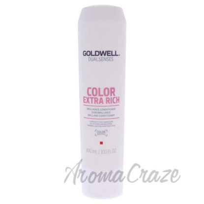 Picture of Dualsenses Color Extra Rich Brilliance Conditioner by Goldwell for Unisex - 10.1 oz