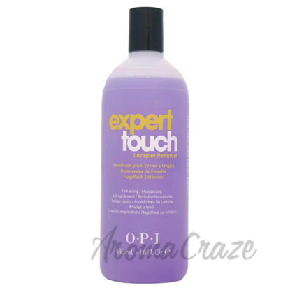 Picture of Expert Touch Lacquer remover by OPI for Women - 16 oz Nail Lacquer Remover