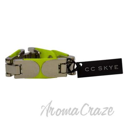 Picture of Maya Hinge Bracelet in Neon yellow by CC Skye for Women - 1 Pc Bracelet