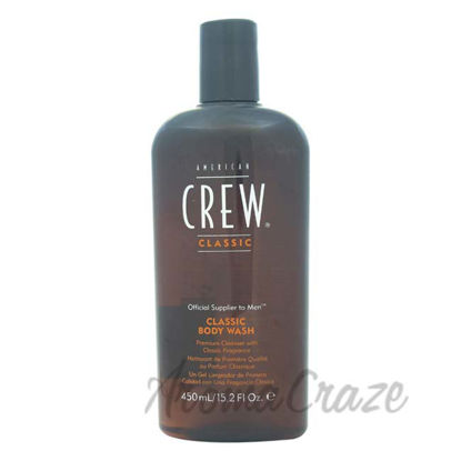 Picture of Classic Body Wash by American Crew for Men - 15.2 oz