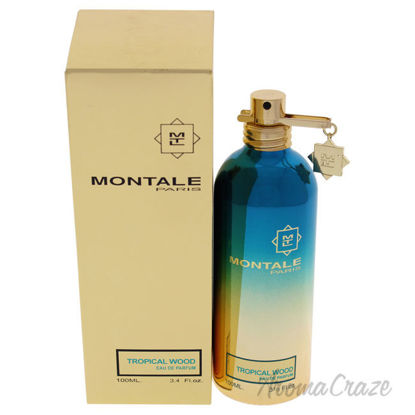 Picture of Tropical Wood by Montale for Unisex - 3.4 oz EDP Spray