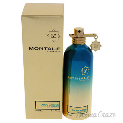 Picture of Aoud Lagoon by Montale for Unisex - 3.4 oz EDP Spray