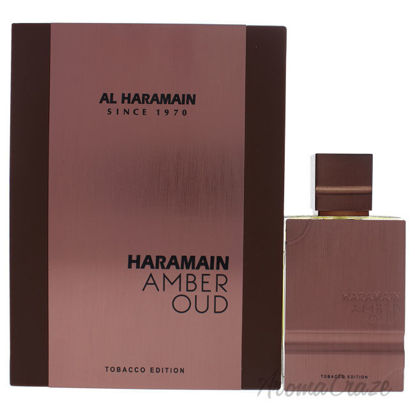 Picture of Amber Oud Tobacco Edition by Al Haramain for Unisex - 2 oz EDP Spray