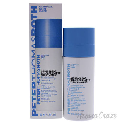 Picture of Acne-Clear Oil-Free Matte Moisturizer by Peter Thomas Roth for Unisex - 1.7 oz Moisturizer