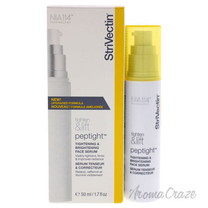 Picture of Peptight Tightening and Brightening Face Serum by Strivectin for Unisex - 1.7 oz Serum