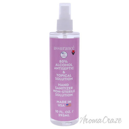 Picture of Hand Sanitizer Non-Sterile Solution - Lavender by Assurance for Unisex - 10 oz Hand Sanitizer