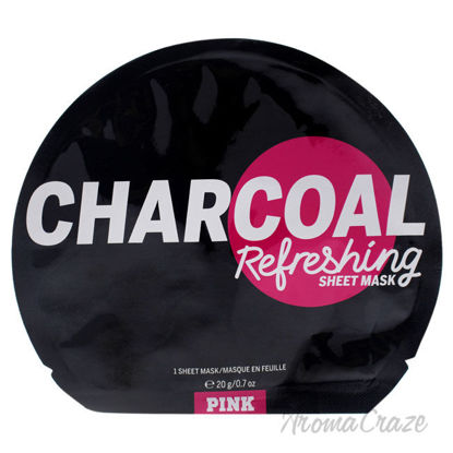 Picture of Charcoal Refreshing Sheet Mask by Victorias Secret for Unisex - 1 Pc Mask