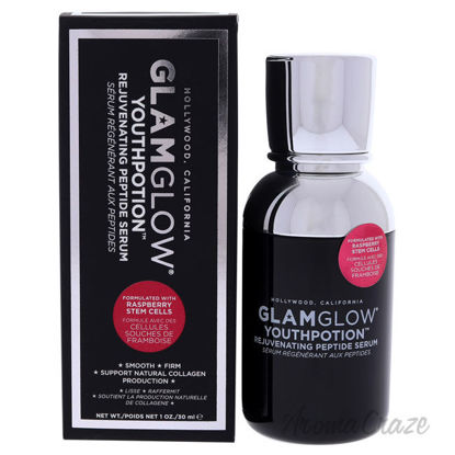 Picture of Youthpotion Rejuvenating Peptide Serum by Glamglow for Women - 1 oz Serum