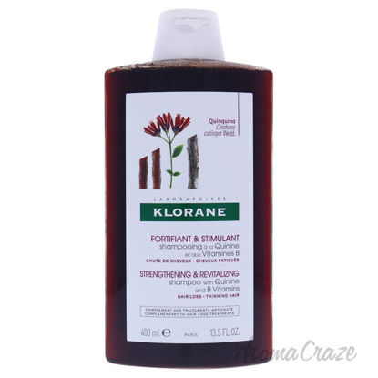 Picture of Strenghthening and Revitalizing Shampoo With Quinine by Klorane for Women - 13.5 oz Shampoo
