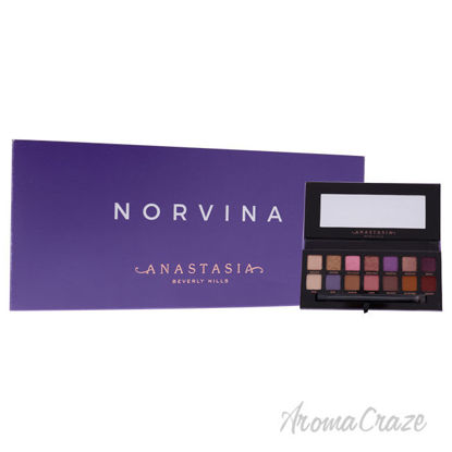 Picture of Eyeshadow Palette - Norvina by Anastasia Beverly Hills for Women - 1 Pc Eyeshadow