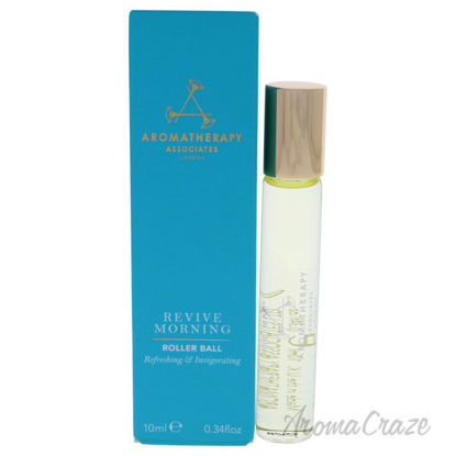 Picture of Revive Morning Rollerball by Aromatherapy for Women - 0.34 oz Rollerball