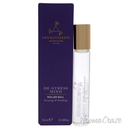 Picture of De-Stress Mind Roller Ball by Aromatherapy for Women - 0.34 oz Rollerball