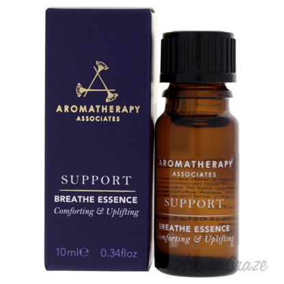 Picture of Support Breathe Essence Oil by Aromatherapy for Women - 0.34 oz Oil