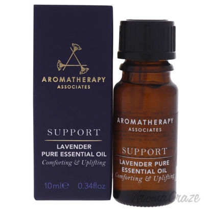 Picture of Support Pure Essential Oil - Lavender by Aromatherapy for Women - 0.34 oz Oil