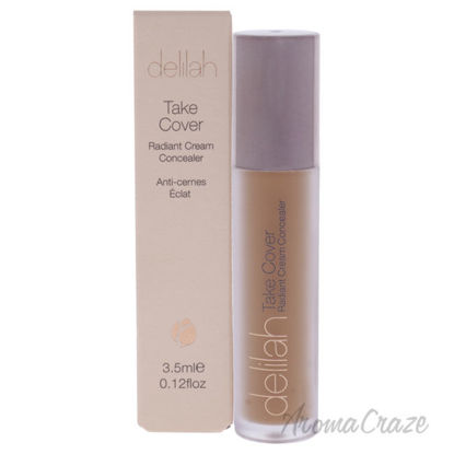 Picture of Take Cover Radiant Cream Concealer - Cashmere by Delilah for Women - 0.12 oz Concealer