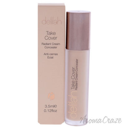 Picture of Take Cover Radiant Cream Concealer - Ivory by Delilah for Women - 0.12 oz Concealer
