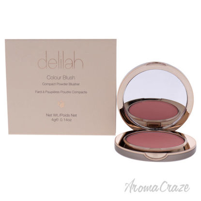 Picture of Colour Blush Compact Powder Blusher- Clementine by Delilah for Women - 0.14 oz Blush