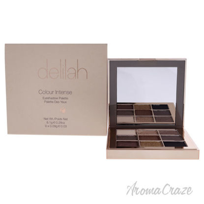 Picture of Colour Intense Eyeshadow Palette - Damsel by Delilah for Women - 0.013 oz Eyeshadow