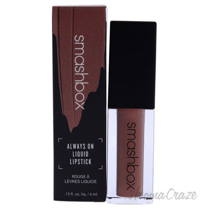 Picture of Always On Liquid Lipstick - Fair Game by SmashBox for Women - 0.13 oz Lipstick
