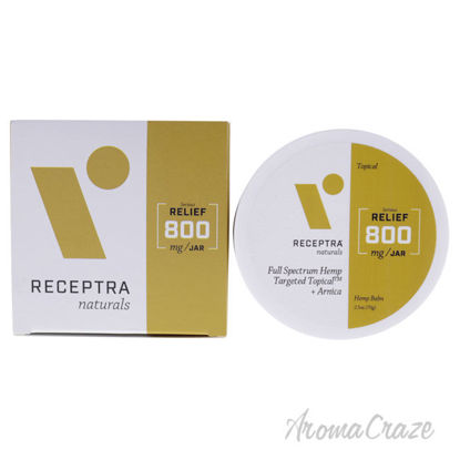 Picture of Serious Relief 800mg Balm by Receptra Naturals for Unisex - 2.5 oz Balm